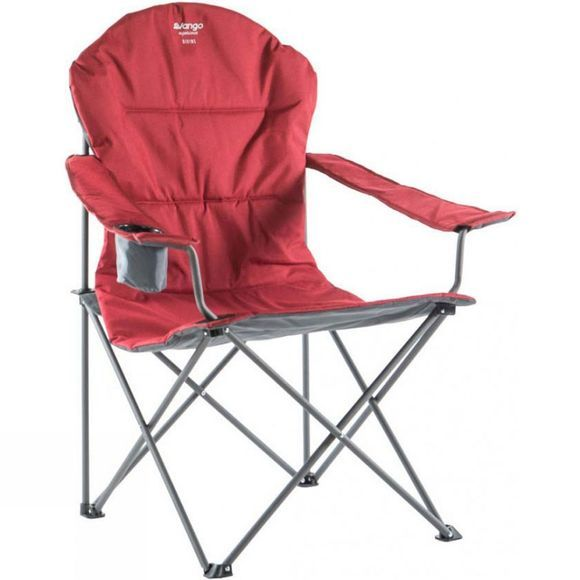 Vango Divine Chair Carmine Red