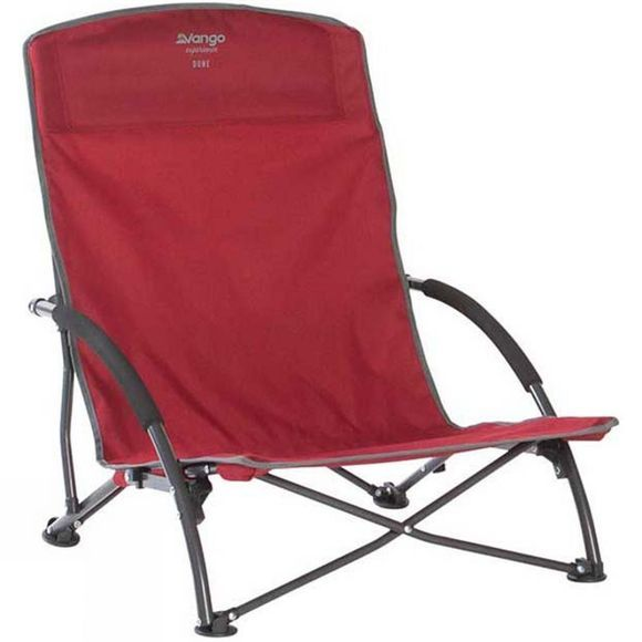 Vango Dune Chair Carmine Red