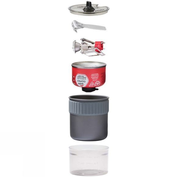 MSR PocketRocket 2 Mini Stove Kit No Colour