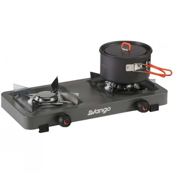 Vango Blaze Double Stove Grey