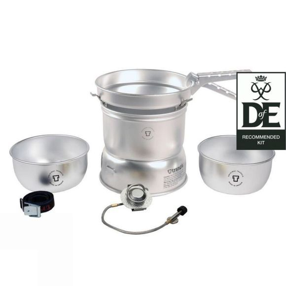 Trangia 27-1UL Stove with Gas Burner