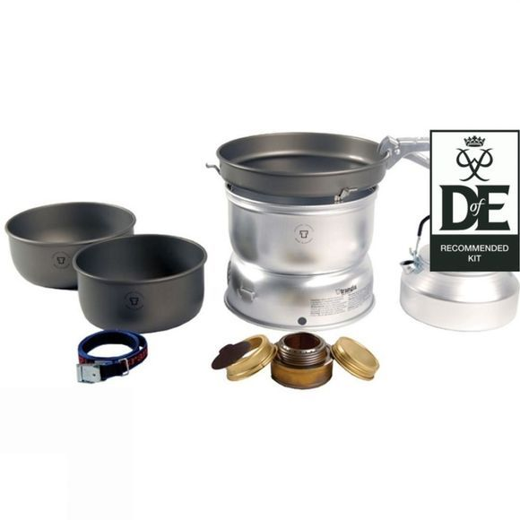 Trangia Trangia 27-8 Ultralight Hardanodised Stove No Colour