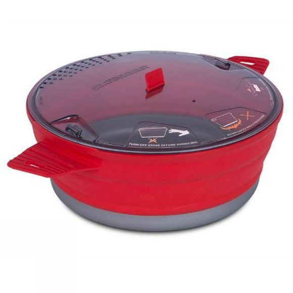 Sea to Summit X-Pot 4L Cooking Pot No Colour