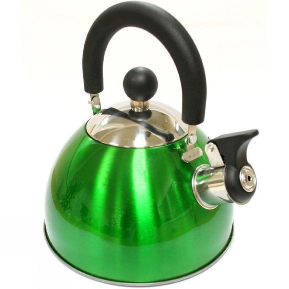 Blue Mountain Whistling Kettle 2L  Green