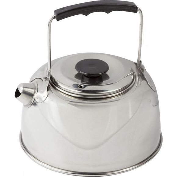 Regatta Steel Kettle 1L Silver