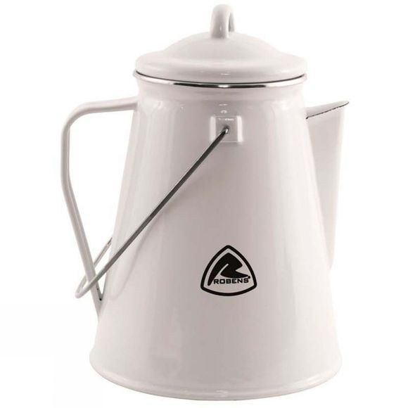 Robens Tongas Enamel Kettle No Colour