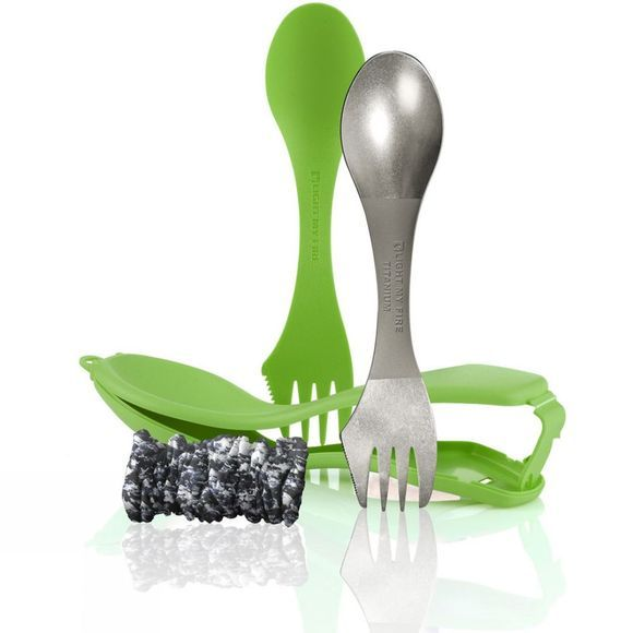 The Ultimate Spork Kit