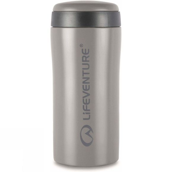 Lifeventure Thermal Mug Matt Grey