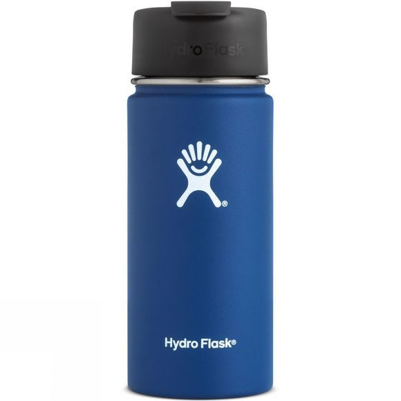 Hydro Flask Wide Mouth 16oz with Flip Lid Cobalt
