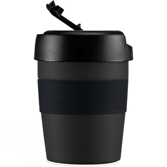 Lifeventure Insulated Coffee Cup 250ml Matt Black