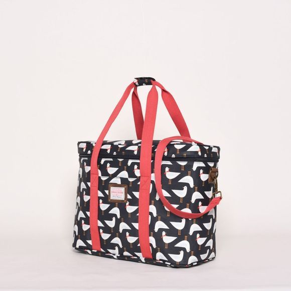 Brakeburn Large Seagull Cool Bag Navy