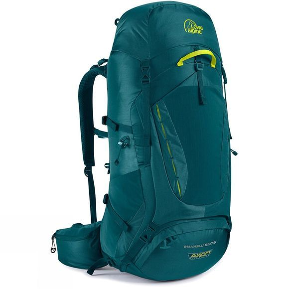Lowe Alpine Manaslu 65:75 Rucksack Shaded Spruce