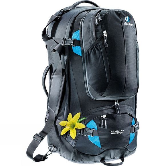 Womens Traveller 60L+10L SL Backpack