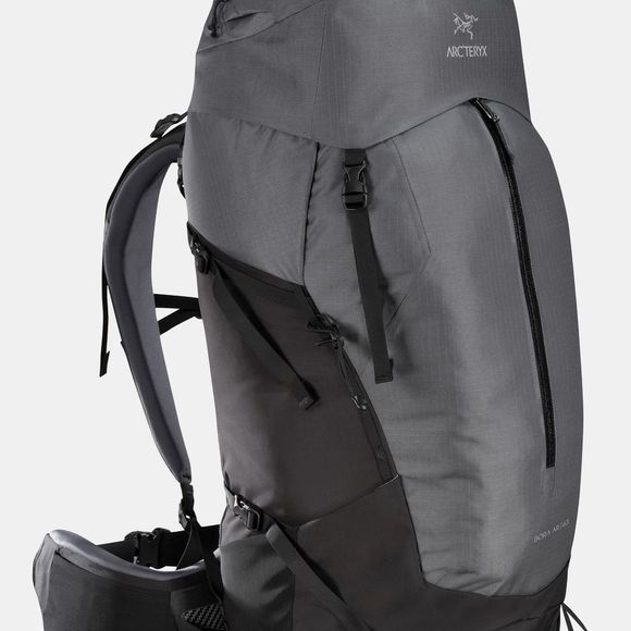 Arc'teryx Bora AR 64L Backpack Titanium