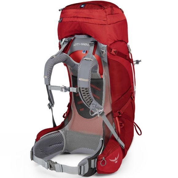 Osprey Women's Ariel AG 65 Rucksack Picante Red