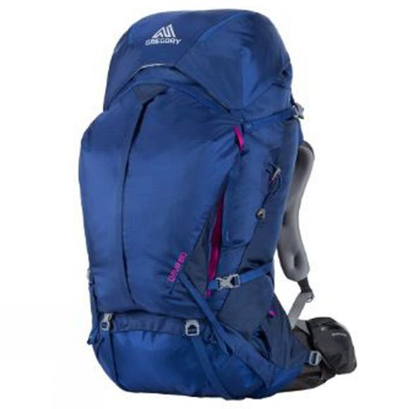 Gregory Womens Deva 60 Rucksack Egyptian Blue