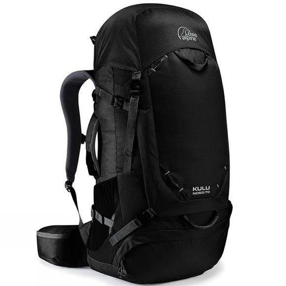 Lowe Alpine Womens Kulu 60:70 ND Rucksack Anthracite