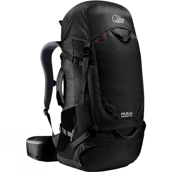 Lowe Alpine Womens Kulu ND50:60 Rucksack Anthracite