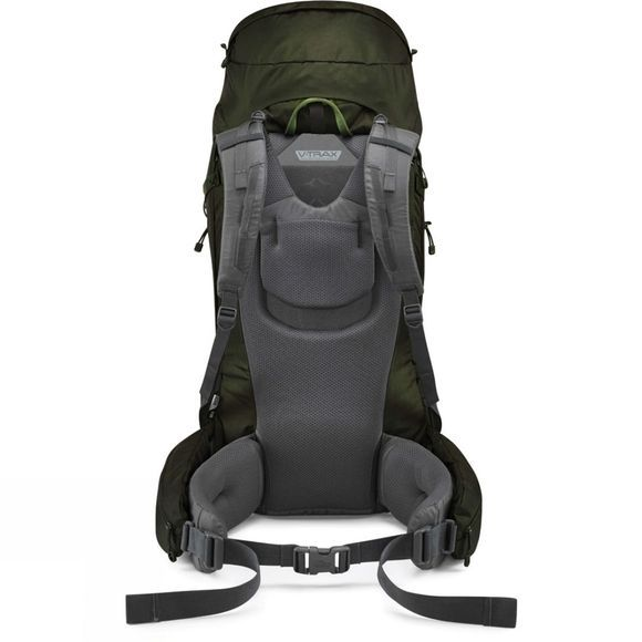Lowe Alpine Womens Diran ND60:70 Rucksack Anthracite