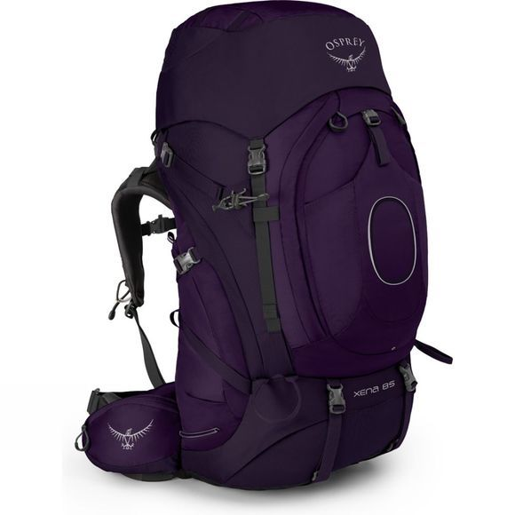 Osprey Womens Xena 85 Rucksack Crown Purple