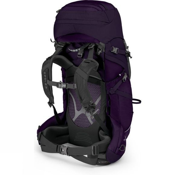 Osprey Womens Xena 70 Rucksack Crown Purple