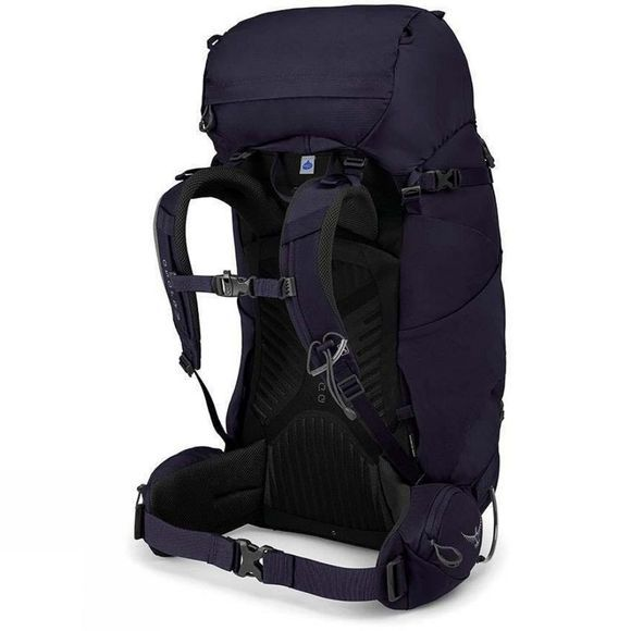 Osprey Womens Kyte 66 Rucksack Mulberry Purple