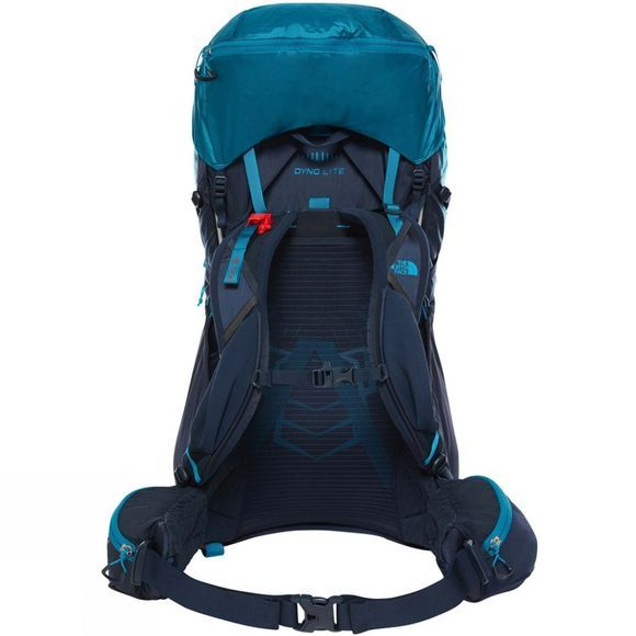 The North Face Womens Banchee 50 Rucksack Urban Navy/Crystal Teal