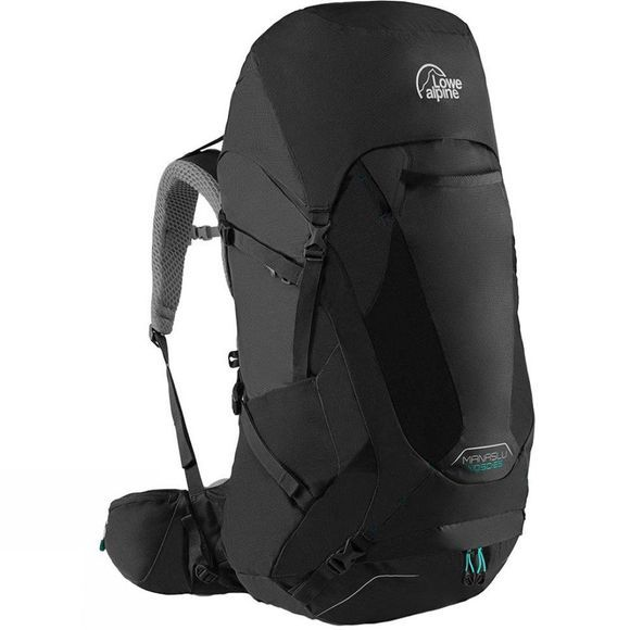 Lowe Alpine Womens Manaslu ND50:65 Rucksack Anthracite