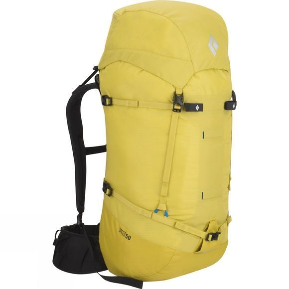 Black Diamond Speed 50 Rucksack Sulfur