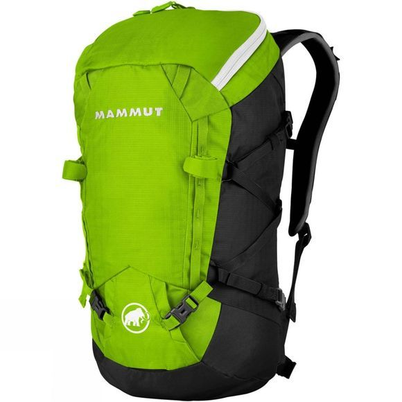 Mammut Trion Zip 22 Rucksack Sprout/Black