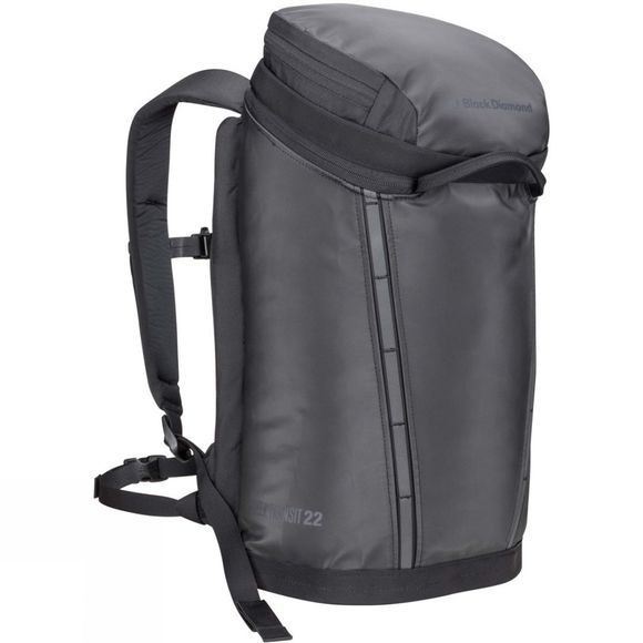 Black Diamond Creek Transit 22L Backpack Black