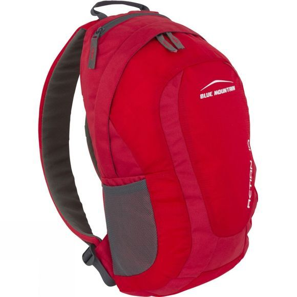 Blue Mountain Action 10 Rucksack Red