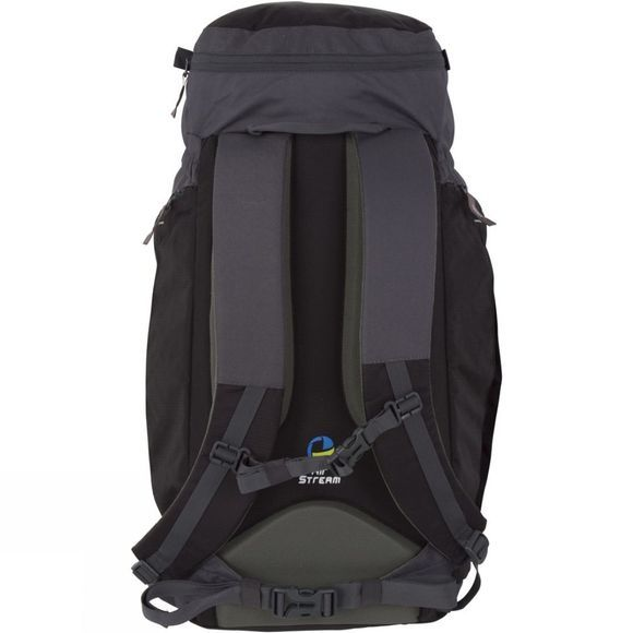 Blue Mountain Scenic 36 Rucksack Black