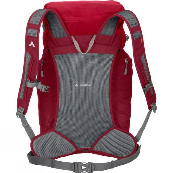 Vaude Jura 30 Rucksack Indian Red