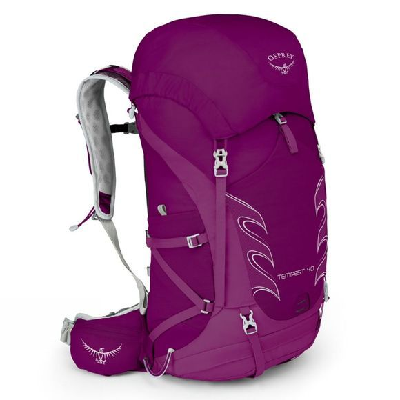 Osprey Womens Tempest 40L Backpack Mystic Magenta