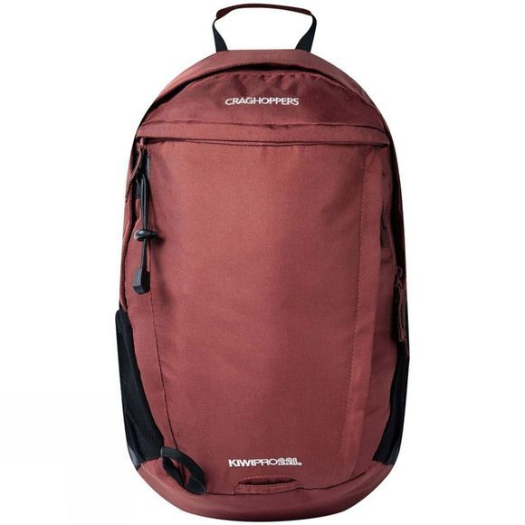 Craghoppers Kiwi Pro 22L Backpack Red Earth