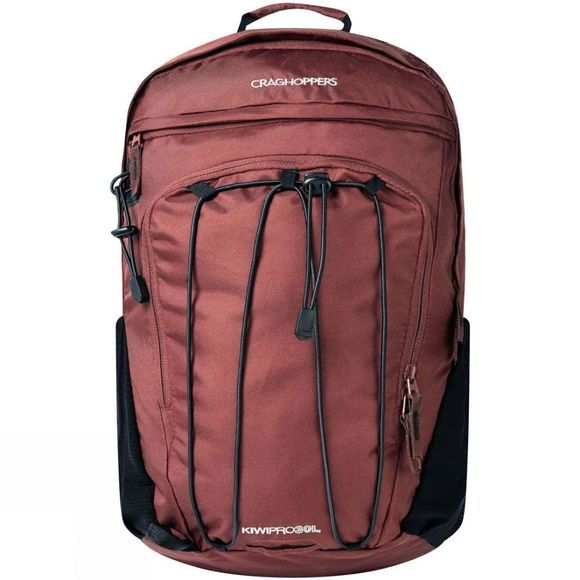 Craghoppers Kiwi Pro 30L Backpack Red Earth