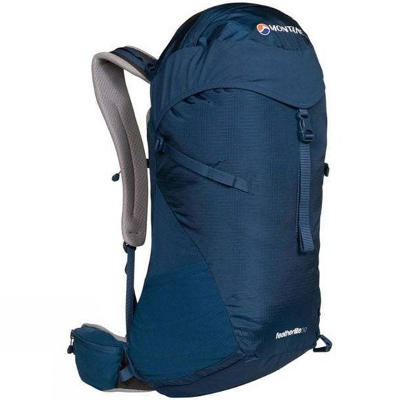 Montane Featherlite 30 Narwhal Blue