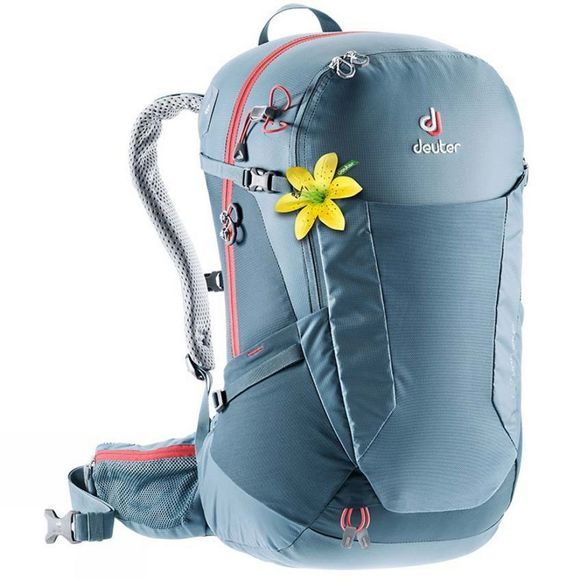Deuter Womens Futura 26SL Backpack Slateblue/Arctic