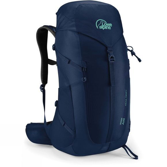 Lowe Alpine Womens Airzone Trail 24 Rucksack Blue Print