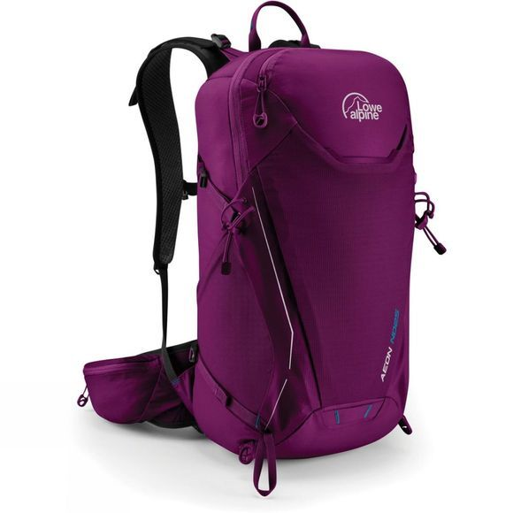 Lowe Alpine Womens Aeon ND25 Rucksack Ruby Wine