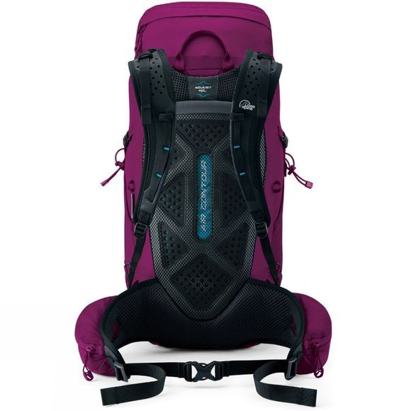 Lowe Alpine Womens Aeon ND33 Rucksack Ruby Wine
