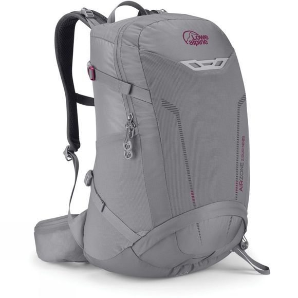 Lowe Alpine Womens AirZone Z Duo ND25 Rucksack Iron Grey
