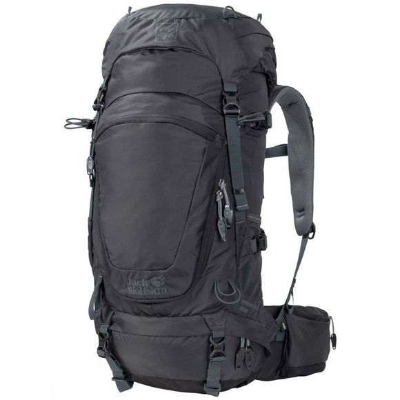 Jack Wolfskin Womens Highland Trail 34 Rucksack Phantom