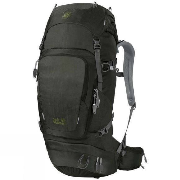 Jack Wolfskin Womens Orbit 32 Rucksack Malachite
