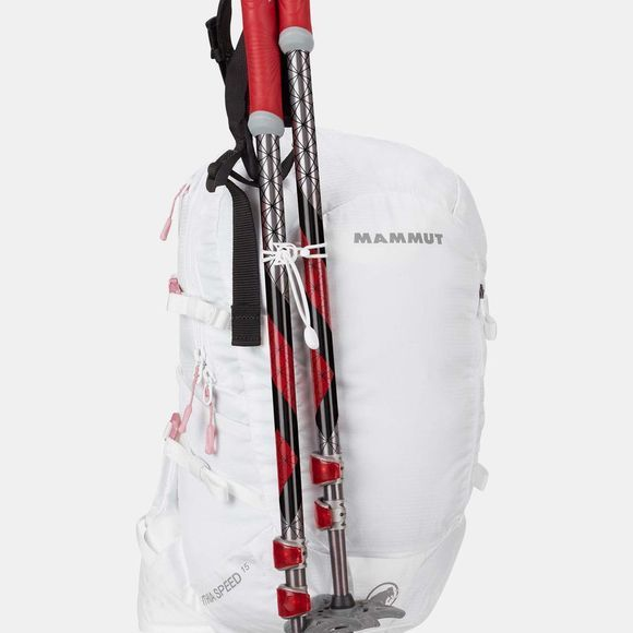Mammut Lithia Speed 15L Rucksack White