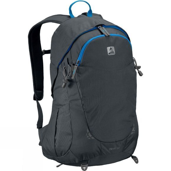 Vango Dryft 34 Rucksack Carbide Grey
