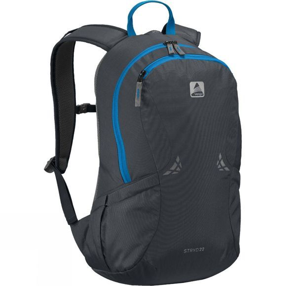 Vango Stryd 22 Rucksack Carbide Grey
