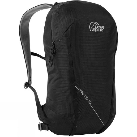 Lowe Alpine Ignite 15L Rucksack  Black