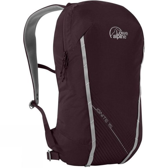 Lowe Alpine Ignite 15L Rucksack  Berry